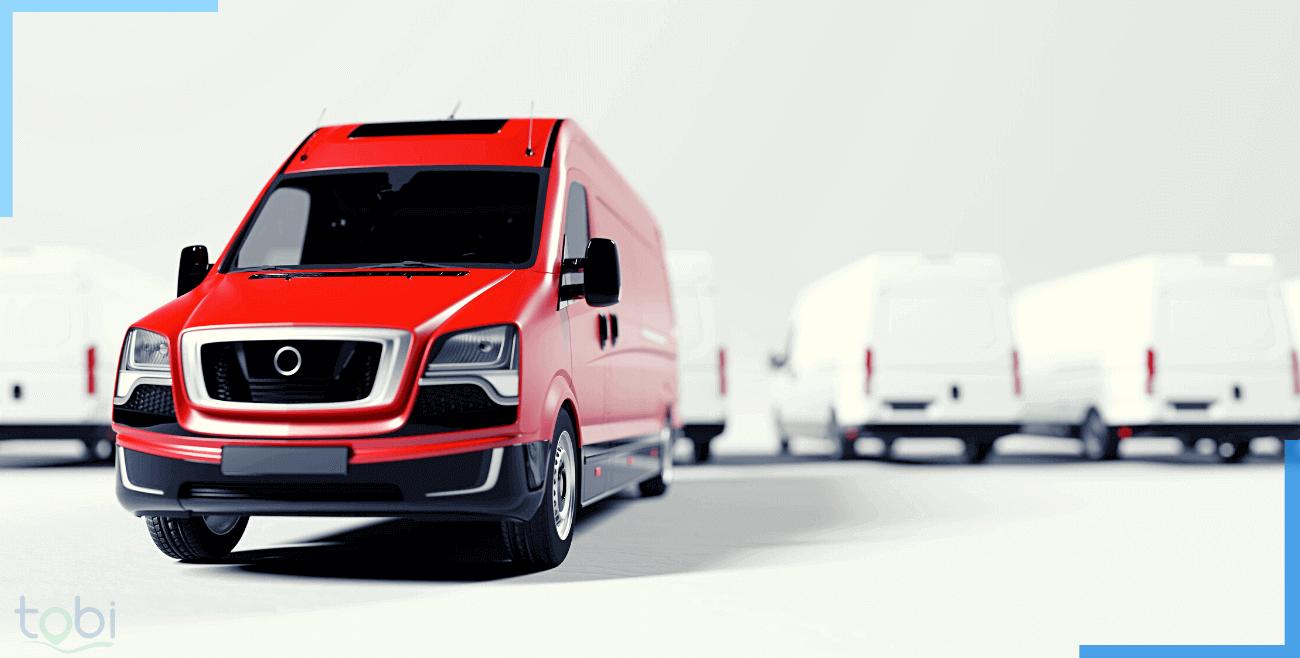 NEMT vehicle showcasing new NEMT business